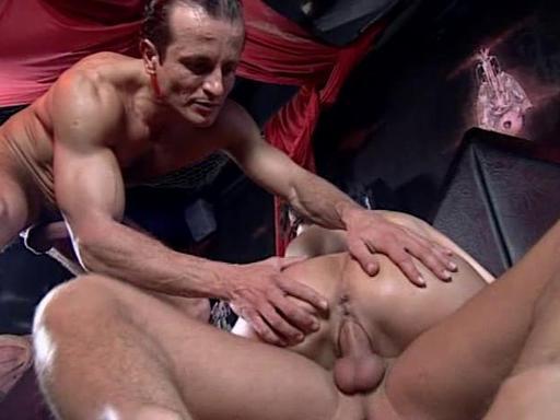 0316 04 180sec 00 ma11 Teeny dominatrix takes on a mature sex slave