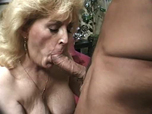 This old hooker takes her client to a motel room and does her thing. She starts by licking the top of his cock just enough ro get him excited then takes the rest of it in her deep mouth before mounting him and riding him on the bed.