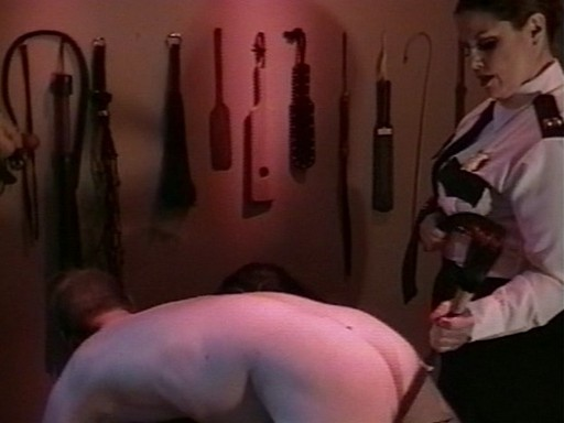 These mistress cops are very thorough. They will do anything it takes to get the truth out of their prisoner.