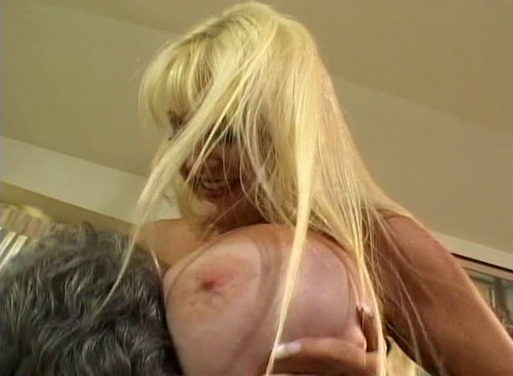 You like big tits, well this chick has humongous tits! Take your cock and shove it in her boobs...This is some serious big breast action!  Hang on tight to that saddle and ride that bitch!