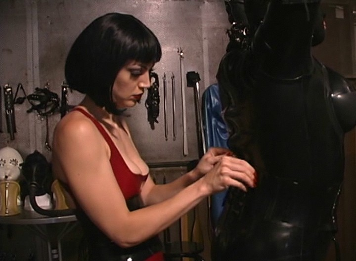 Rubber Mistress...