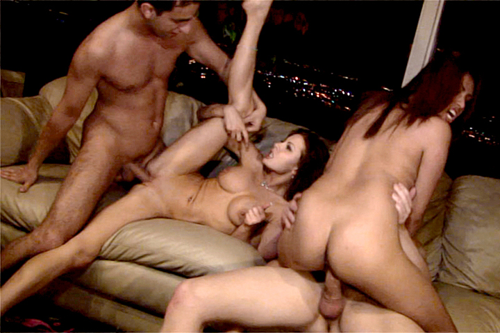 wild orgy tube A bunch of  students  Wild orgy with DP, double anal and multiple cumshots!