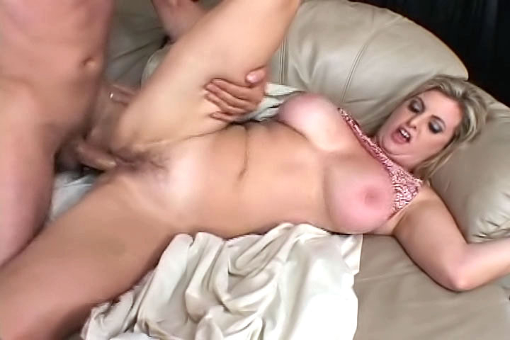Kala Prettyman is getting glazed by a load of the same proportions as her tits: gigantic! She'll shake them until she gets her precious load.