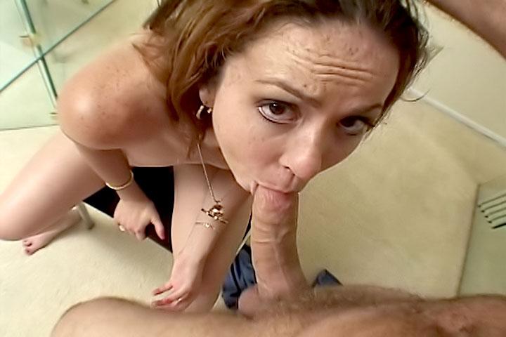 Red heads sucking dick
