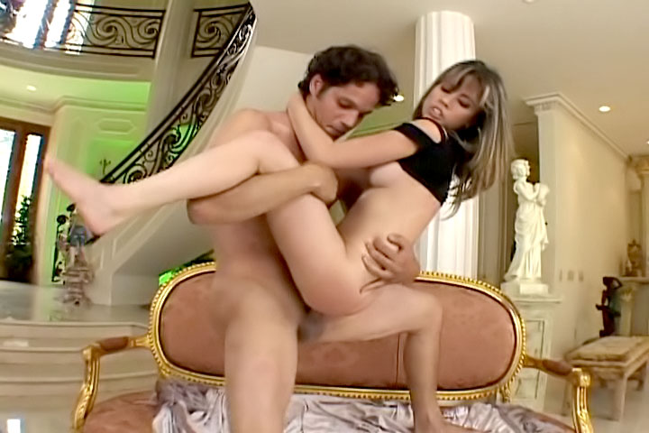 Filthy Whore Craves for Anal S...