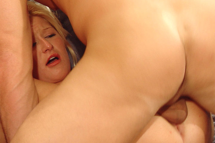 Heather first time anal tryout...