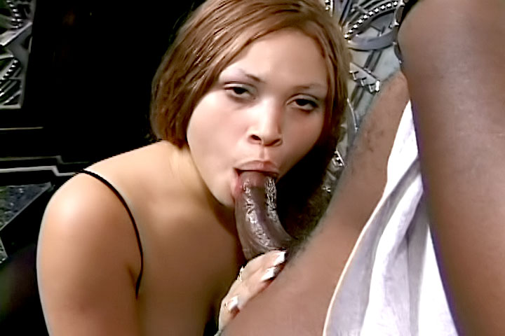 Black & Nasty Blow Job...