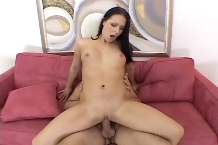 Alexa Jordan is a stunning dark haired vixen who always has a strong appetite for pussy packing. Every time she can, she gets her beautiful snatch fucked until she get her pie creamed!