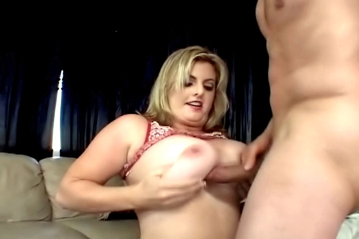 Kala plays with her huge jugs and slaps them around a dick so hard the he milks all her chest!
