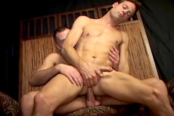 Watch two sexy studs making out and fucking like real hardcore guys! Hot bare back anal sex and steamy blowjobs!