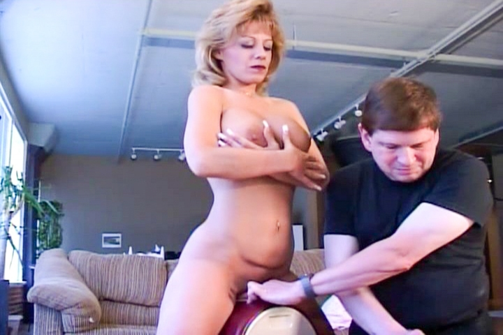 Riding The Sybian...